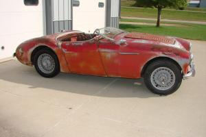 1954 Austin Healey BN1 100-M Right Hand Drive! Rare, Unrestored Condition!