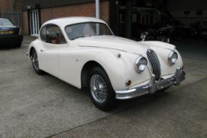 1955 Jaguar XK140 Fixed Head Coupe  Photo