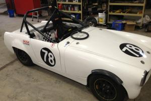 1962 Austin Healey Sprite SCCA legal race car