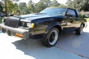 1986 Original Buick Grand National...T-Tops GNX Wheels..3.8 Turbo...Runs Great!