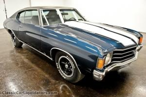 1972 Chevrolet Chevelle 396 Check It Out!!!!