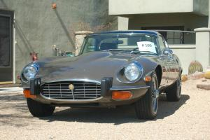 1974 xke jaguar Photo