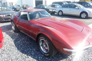1972 Coupe Stingray