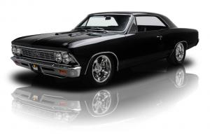 "National Award Winning Chevelle ""Black Thunder"" 502 V8"