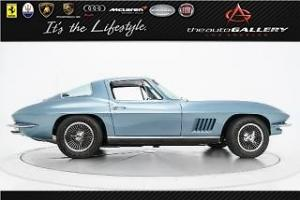 LAST YEAR OF THE CORVETTE STING RAY- MATCHING NUMBERS- VERY RARE COLOR COMBO-