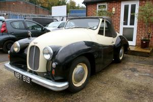 Vauxhall-Bentley Custom 1950's Classic TV Featured - Famous Ownership!!