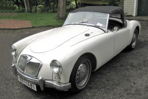 1960 MGA 1600 Roadster Very Nice Condition Southampton Long Island Photo