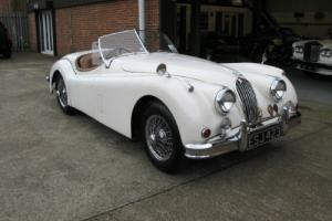 1956 Jaguar XK140 Roadster  Photo