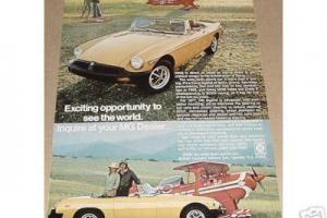 1977 MGB MK III Photo