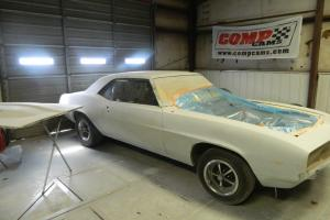 1969 camaro, 350 , muncie 4spd, ready to paint...GIVE IT A CLOSE LOOK ITS A DEAL