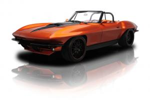 Corvette Sting Ray Roadster Pro Touring 700 HP 6 Speed