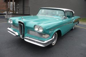 BEAUTIFUL 1958 Edsel CORSAIR two door hardtop