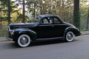 1939 Ford V8 Deluxe Coupe-Stock-TIME CAPSULE. SEE VIDEO.