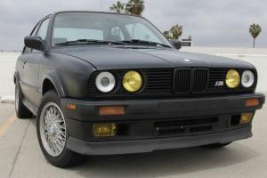 1988 BMW 325iX RARE AWD 5 Speed Coupe!
