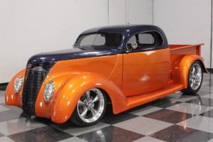 SHOW-STOPPING RESTO, INDEPENDENT REAR, COIL-OVERS, SERPENTINE, 4-WHEEL DISC!!