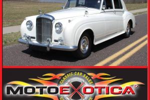 1956 BENTLEY S 1 SALLON, UPGRADED ENGINE, GREAT FOR WEDDINGS OR LIMO COMPANY !!!