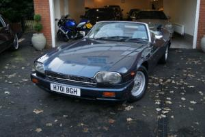 1991 Jaguar XJS V12 Convertible Auto  Photo