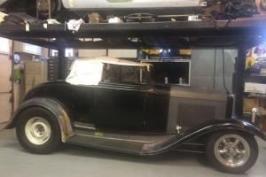 Henry Ford 1932 Cabriolet