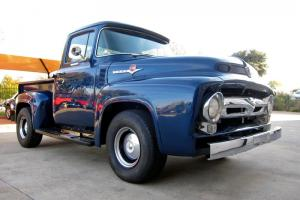 1956 Ford F100 Pick-up Truck, 272ci Engine, Fantastic Condition, Must See!