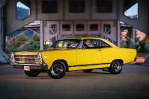 1966 Ford Fairlane GTA - Real 390 'S' code!