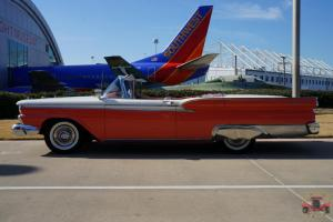 1959 Ford Galaxie 500 Skyliner Retractable / Complete Restoration
