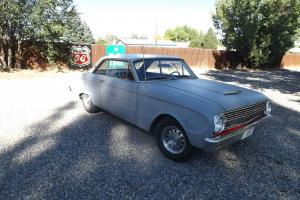 19631/2 Ford Falcon 2dr Hardtop- Restoration nearly completed