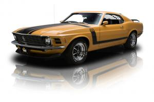 Documented Mustang Boss 302 Shelby Dual Quad 4 Speed