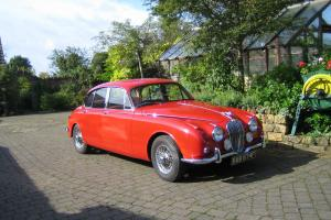 mk2 Jaguar 1968 340  Photo