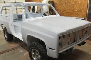 1984 GMC JIMMY FULL SIZE, SIERRA CLASSIC, parts included