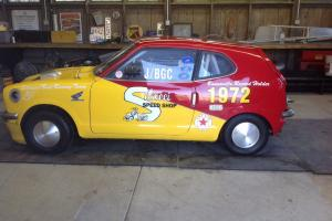 1972 Honda 600 Coupe Raced at Bonneville! Nice condition! Must See