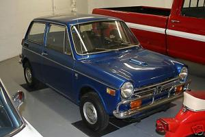Vintage 1972 Honda N600.  Manual Transmission.  Mostly restored.