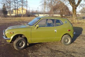 1972 honda z600 coupe, all original, 63k miles super rare mini car