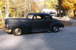 LOOK!!! 1942 Hudson Coupe CHEVY POWERED  V8, Auto, Hotrod / Rat Rod !! COOL !!