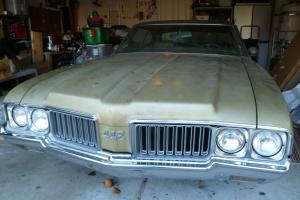 1970 Oldsmobile 442  Original Survivor Numbers Matching Project Car! (Calif.) Photo