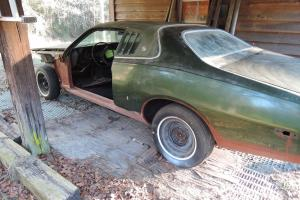 1973 Dodge Charger SE Brougham, (matching numbers) 400 big block - Project