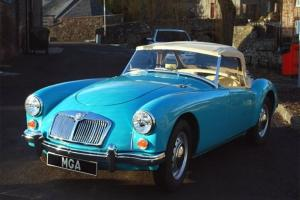 1959 MGA 1600 Roadster Photo