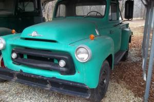 1957 international s-120 4x4 pu