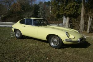 1968 Jaguar E-type Fixed Head Coupe Photo