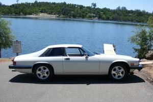 1989 Jaguar XJS Base Coupe 2-Door 5.3L Photo