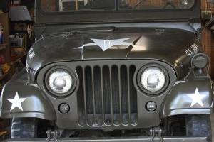 1952_M38A1 Willys Military Jeep