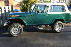 Mint Condition Jeepster Commando