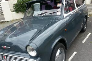 hillman husky 1.4diesel 55mpg/1961,overdrive,mot & tax,elec windows/central lock