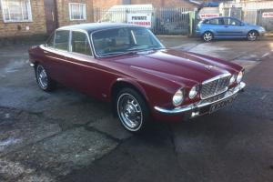 Jaguar XJ6 Series 2 4.2 short wheel base saloon Photo