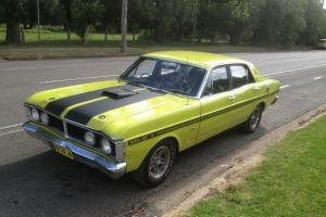 71 Ford Fairmont GT Replica in Hunter, NSW Photo