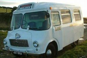 RARE 1959 Wandsworth London Ambulance The actual 'Carry on Matron' vehicle