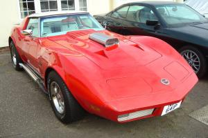 1974 CHEVROLET CORVETTE 454/V8 AUTO BIG BLOCK TOP !!!