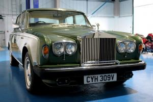 1979 ROLLS ROYCE SILVER SHADOW II 2 - LOW MILEAGE 72k - FULL SERVICE HISTORY