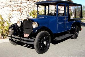 1927 Dodge Graham Brothers Screen-side Canopy Pickup, Restored California Truck