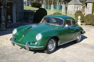 1961 Porsche 356B 1600 SUPER Coupe - Matching Numbers