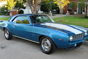 1969 Camaro Z28 - Numbers Matching - Documented - Owner History - Show Quality
